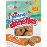 Hostess Carrot Cake Mini Donette Bag