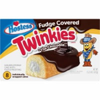 Hostess Chocolate Fudge Covered Twinkies