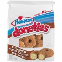 Hostess Cinnamon Sugar Crunch Mini Donettes