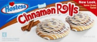 Hostess Iced Cinnamon Rolls 6 Count