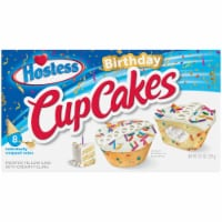Hostess Birthday CupCakes 8 Count