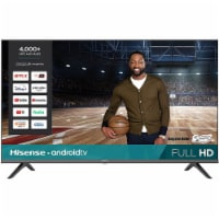 Hisense 43H5500G 43 inch Class H55 1080p Android Smart TV - 1