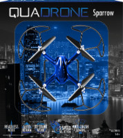 Quadrones™ Sparrow Flying Drone - Assorted
