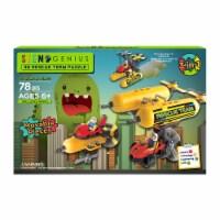 DGL Toys 3-in-1 Rescue Team