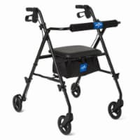 Medline Adjustable Rollator