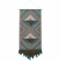 Surya DIA1006-3060 30 x 60 in. Adia Hand Woven Wall Hanging - 100 Percent Wool - 1