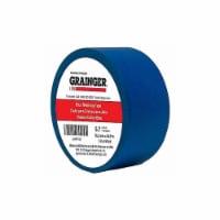 Sim Supply Masking Tape,3  W,60 yd L,Blue  TC27-3  X 60YD - 1