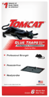 TOMCAT Glue Mouse Trap - Black
