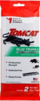 Tomcat Rats & Mice Non-Toxic Glue Traps 2 Pack