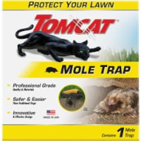 Tomcat Plastic Spring-Loaded Mole Trap 0363210 - 1