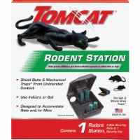 Tomat Refillable Rodent Bait Station 0363410 - 1