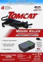 Tomcat® Mouse Killer Disposable Bait Stations