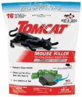 Tomcat® Mouse Killer Bait Station with Refills