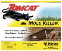 Tomcat® Mole Killer Worm 10 Count