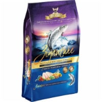 Pets Global ZG13179 13.5 lbs Zignature Trout & Salmon Small Bite Dog Food - 1