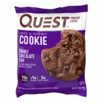 Quest Double Chocolate Chip Protein Cookie