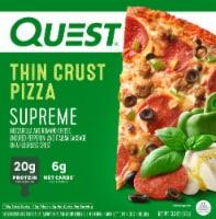 Quest Thin Crust Supreme Pizza