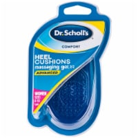 Dr. Scholl's Comfort Advanced Women's Heel Cushions - 6-10