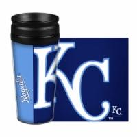 Kansas City Royals Travel Mug 14oz Full Wrap Style Hype Design