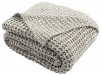 Haven Knit Throw Grey - 1 unit