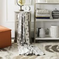 Truelove Knit Throw Grey - 1 unit
