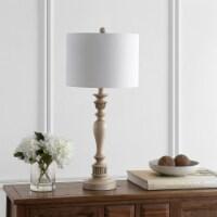 Briar Table Lamp Antique Cream / Brown - 1 unit