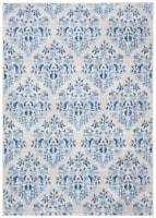 Safavieh Martha Stewart Collection Brentwood Area Rug - Cream/Blue - 1 ct