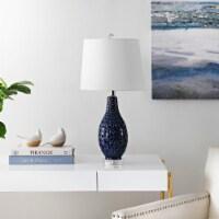 Brisor Table Lamps Blue / Chrome - 1 unit
