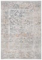 Safavieh Martha Stewart Rye Cosmopolitan Accent Rug - Cream/Gray - 4 x 6 ft