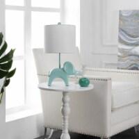 Ellie Elephant Lamp Seafoam - 1 unit