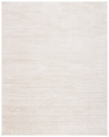 Martha Stewart Collection Lucia Shag Area Rug - Ivory - 9 x 12 ft