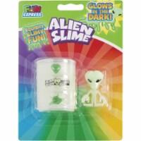 Fun Express Space Alien Slime 13749503 Pack of 6 - 1-3/4 In. x 2-3/8 In.