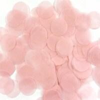 Allydrew Round Tissue Paper Confetti, 1 , Light Pink - 1