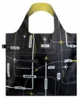 LOQI Airport Departures Reusable Shopping Bag - 1