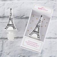Kate Aspen 23199NA Eiffel Tower Ceramic Bottle Stopper - 1