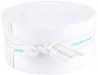 Riley Blake 2.5  Rolie Polie Precut Bundle 40pcs-Confetti Cottons - Off White - 1