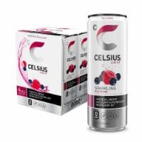 Celsius Sparkling Wild Berry Drink