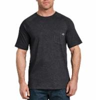 Dickies Mens Temp-iQ™ Performance Cooling T-Shirt - Heather Black