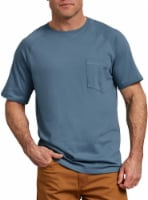 Dickies Mens Temp-iQ™ Performance Cooling T-Shirt - Dusty Blue