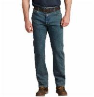 Dickies Men's Flex Performance Regular Fit Denim Jeans - Tinted Heritage Khaki