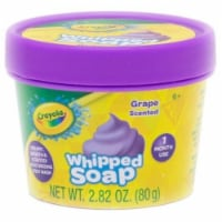 Crayola Grape Scented Whipped Soap - 2.82 oz