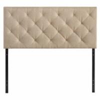 Theodore Full Upholstered Fabric Headboard - 1