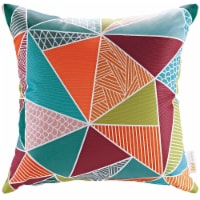 Modway Outdoor Patio Single Pillow - Mosaic - 1