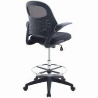 Advance Drafting Chair, Black - 1 unit