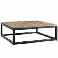 Attune Large Coffee Table - Brown - 1