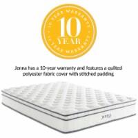 """Jenna 10"""" Queen Innerspring Mattress - - 1"""