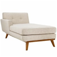 Engage Right-Arm Chaise, Beige