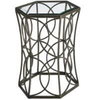 """Circle 19.5"""" Side Table - - 1"""