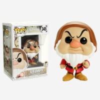 Funko Pop Disney Snow White Grumpy Seven Dwarfs Figure - 1 unit