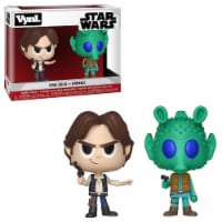 Funko Star Wars Han Solo Greedo Figure Set - 1 Unit